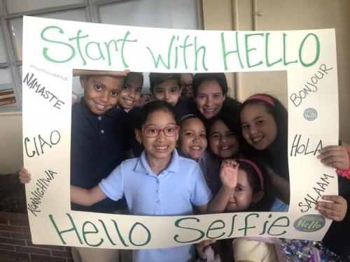 Start with Hello 2